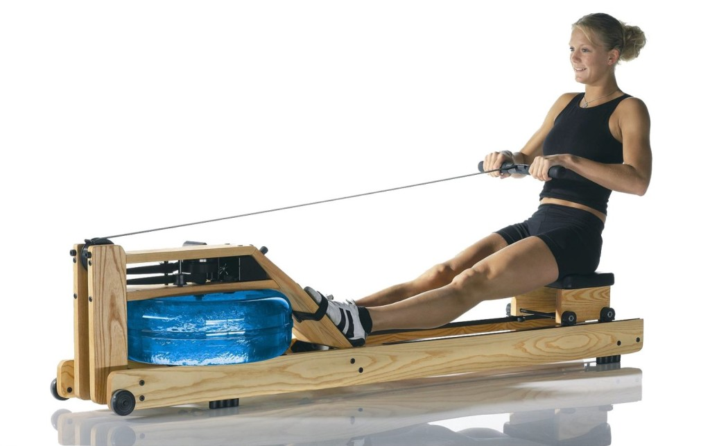 WaterRower Natural Rowing Machine - Ash