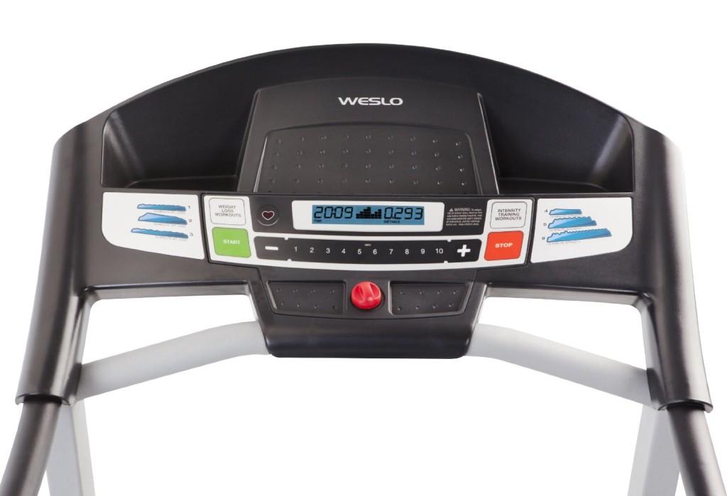 Weslo Cadence G 59 Treadmill