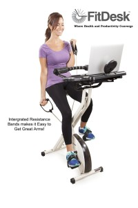 fitdesk v2 0 desk exercise bike